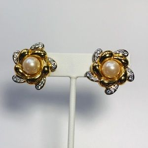 VTG Soleil Clip-On Earrings